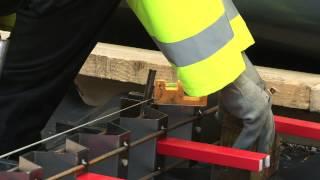 Неизвлекаемая опалубка permaban signature в бетонных полах