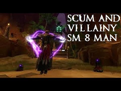 SWTOR Raid Night: Scum and Villainy [Story Mode - 8 Man]