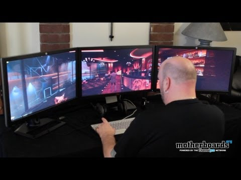 Sapphire Toxic 7970 6GB GHz Review Part 2: Max Payne 3 Gameplay at 7680 x 1440 (Eyefinity)
