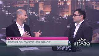Taste Holdings - Hot or Not - ABNDIGITAL