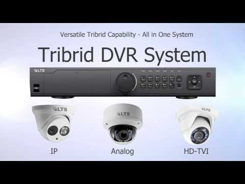 LT Security, Inc. All-New HD-TVI Technology – Advantages and Features