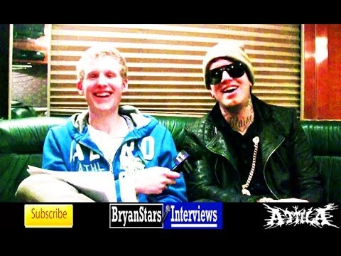 Attila Interview #3 Chris Fronzilla Fronzak 2014