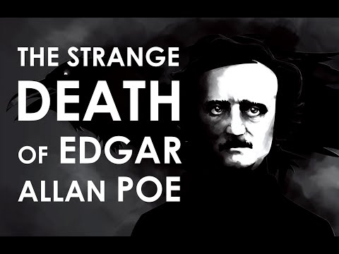 The Strange Death of Edgar Allan Poe on The Gralien Report