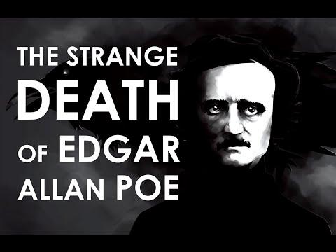 The Strange Death of Edgar Allan Poe on The Gralien Report