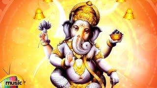 Lord Ganesh Latest Songs | Parvathi Bala Devotional Song | Ganapathi Telugu Devotional Songs - MANGOMUSIC