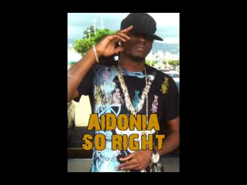 AIDONIA - SO RIGHT (EQUINOXX JUNE 2009)