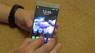 Обзор китайского телефона Bluboo Maya 3G