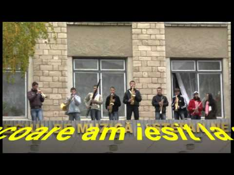 Instrumente Aerofone Balul Bobocilor 2011.,,Stefan Neaga''