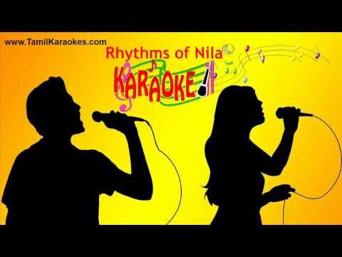 Nee Kaatru Naan Maram Enna Sonnaalum- Nilaave Vaa - Tamil Karaoke