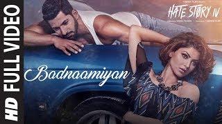 Badnaamiyan Full Song | Hate Story IV | Urvashi Rautela | Karan Wahi | Armaan Malik - TSERIES