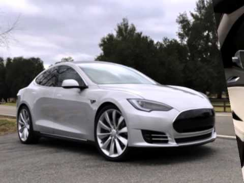 Phillip Riback - Tesla Model S