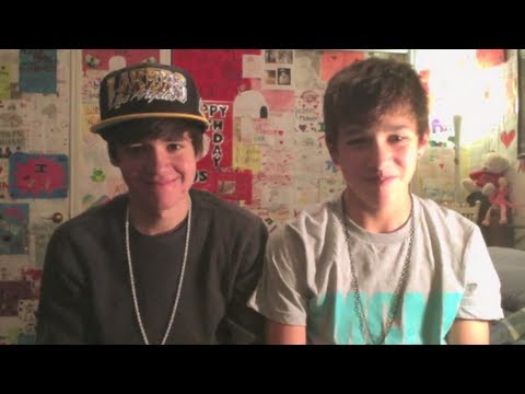 COOL MORNING 2 - Austin Mahone and Alex Constancio random blog 2