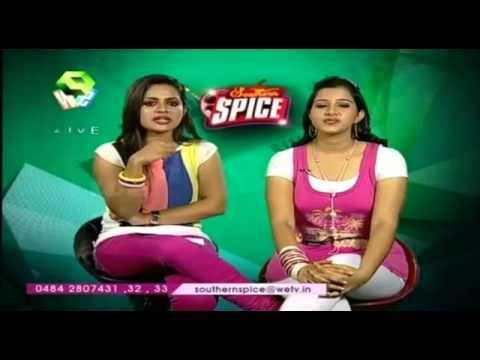 Anchor meera kasiraman tamil, malayalam english all languages awesome on LIVE!