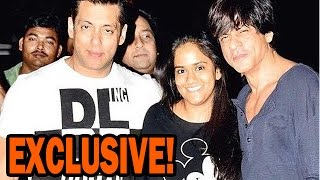 Shahrukh Khan On His Patch Up With Salman Khan! - EXCLUSIVE