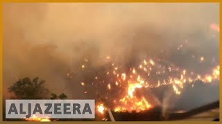 🇺🇸🔥California wildfires: Death toll rises to 25 as blazes continue | Al Jazeera English - ALJAZEERAENGLISH