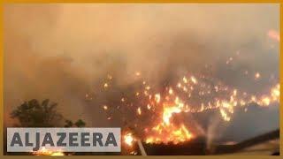 🇺🇸🔥California wildfires: Death toll rises to 25 as blazes continue | Al Jazeera English - ALJAZEERAENGLISH