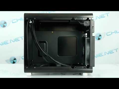 SilentiumPC Gladius Q50 Pure Black - video recenzja obudowy do salonu