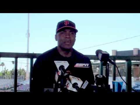 Barry Bonds on Alex Rodriguez