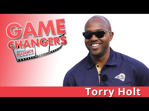 Game Changers: Torry Holt (Episode 10) - NAYS Web Series