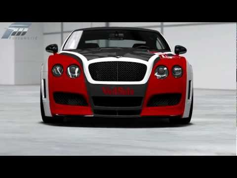 Forza 4 - 2011 Bentley Platinum Motorsports Continental GT - VIP Gift Car