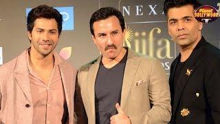 Varun Dhawan,Saif Ali Khan & Karan Johar Trolled For Their Nepotism Act | Bollywood News - ZOOMDEKHO