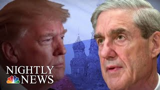 AG Nominee Says He'll Let Robert Mueller Finish Russia Investigation | NBC Nightly News - NBCNEWS