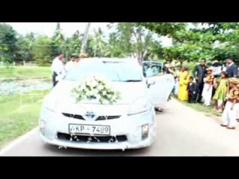 NADEESHA & NAWANJANA WEDDING @ HOLIDAY RESORT