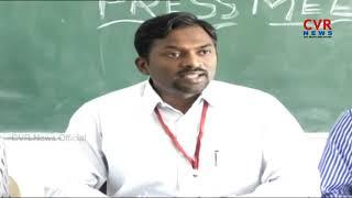 Mahabubnagar Collector Ronald Rose Press Meet over Elections Arrangements | CVR News - CVRNEWSOFFICIAL