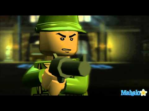 LEGO Indiana Jones 2 The Last Crusade Walkthrough 1 of 4