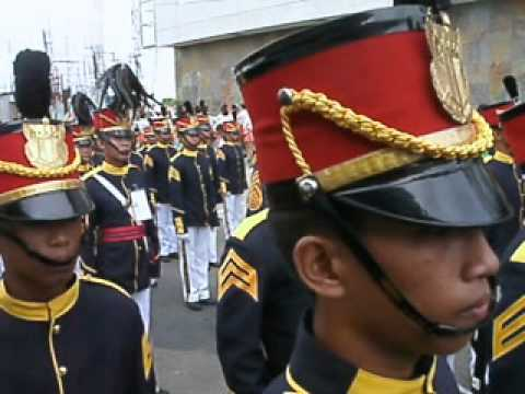 CSNHS REGIONAL MILITARY PARADE Naga City Philippines