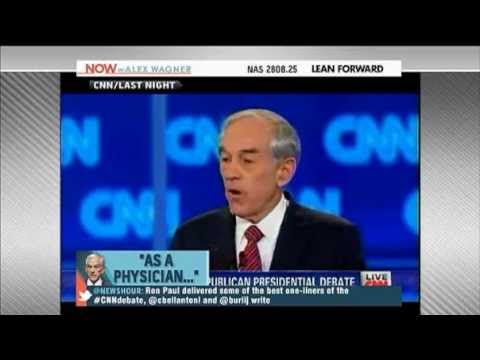 MSNBC - Ron Paul has staying power in GOP race