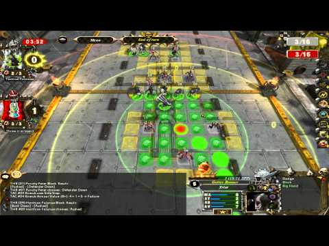 (G11)Skaven VS Pro Elf cKnoor Showmatch First half Blood Bowl: CE