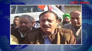 video : गुरदासपुर में एसडीएम दफ्तर के बाहर बीजेपी का प्रदर्शन