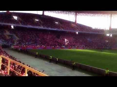 Arouca 0 x 2 Benfica, No Name Boys 13-04-2014