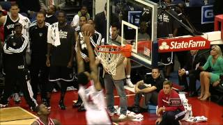 Glen Rice Jr.'s Game-Tying Putback Dunk