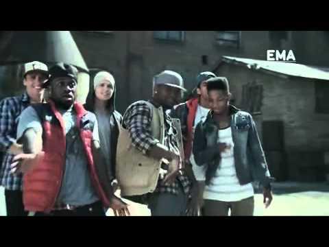 2011 MTV EMA Belfast - Spot (Hip Hop vs Pop)
