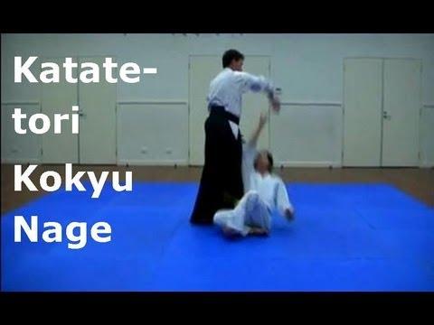 Martial Arts St Albans - Kokyu Nage - Tenkan & Irimi
