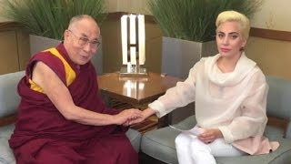 Lady Gaga's meeting Dalai Lama angers China - CNN