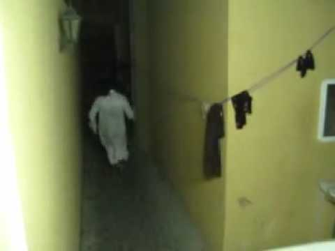 Ghost In Villa Horror Funny