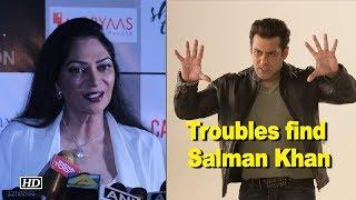 Troubles find Salman Khan: Simi Garewal - IANSINDIA