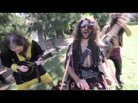 The Dread Crew of Oddwood - Wooden Pints (Korpiklaani Cover)