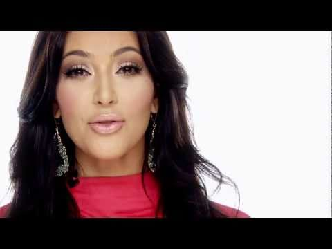 Kim Kardashian Video supporting Ovarian Cancer Research