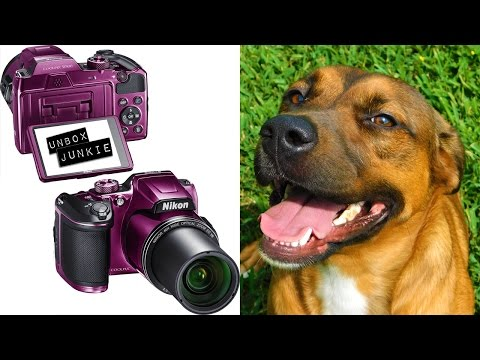 Nikon COOLPIX B500 Unboxing