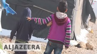 Syrian refugees: Lebanon's camps worsen in the cold - ALJAZEERAENGLISH