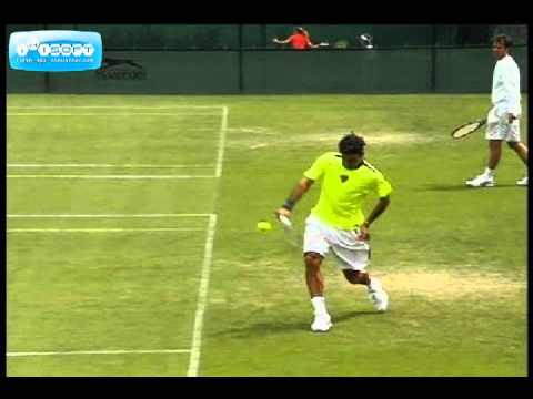 Roger Federer Backhands in Slow Motion -3OQ09uVnuoo