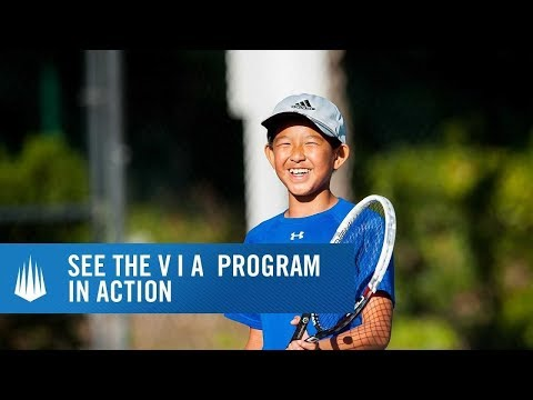Very Important Athlete Program for Youth Camps at IMG Academy