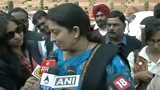 What astrologer predicted for Union Minister Smriti Irani - NDTV
