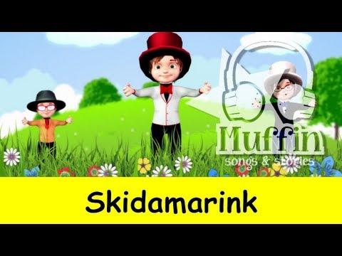 Muffin Songs – Skidamarink Tekerlemeler ve İngilizce Çocuk Şarkıları