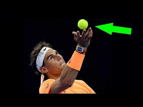 هل تعلم لماذا لون كرة المضرب