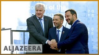 🇦🇹 🇩🇪 Austria, Germany seeking to restrict movement within Schengen | Al Jazeera English - ALJAZEERAENGLISH
